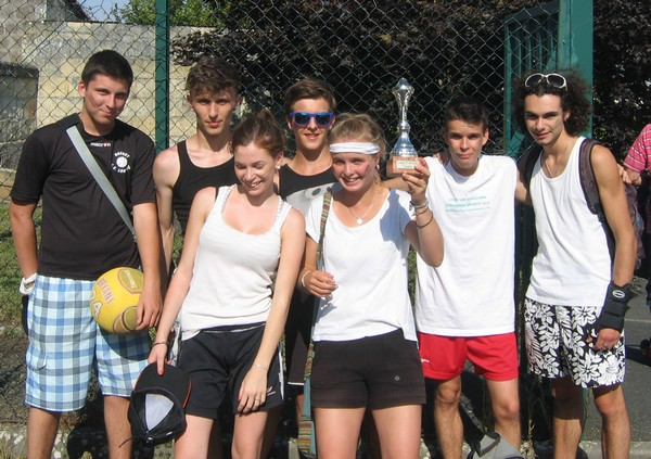 Journée sportive du 19 septembre 2014